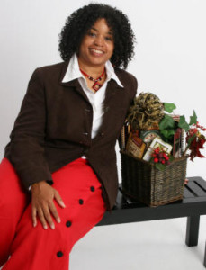 Shirley George Frazier, author and gift industry expert