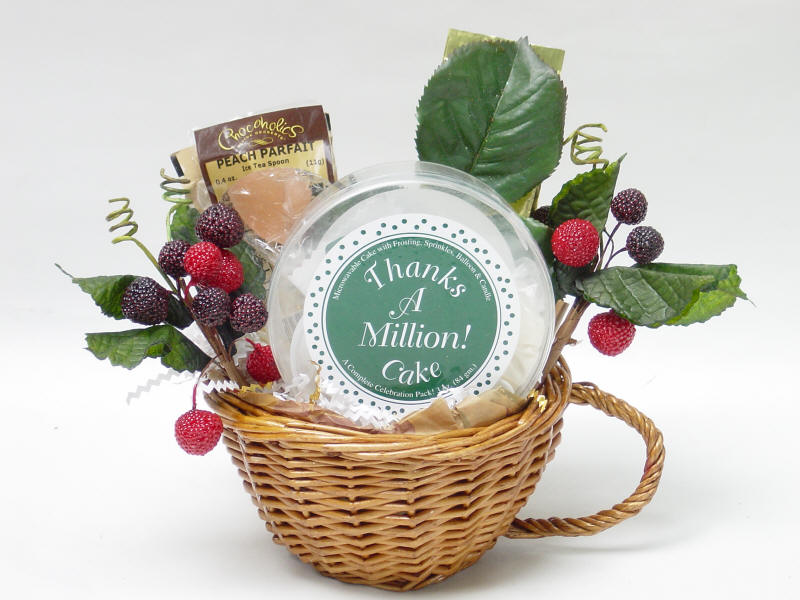 How to Market Your Gift Baskets - Gift Basket Business Blog. Picture copyright Shirley George Frazier. All rights reserved.