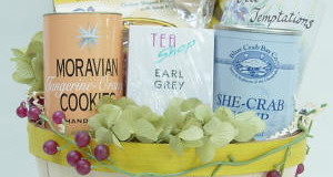 Easy Places to Find Gift Basket Products