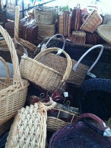 How to Move Past Gift Basket Clutter, by Shirley George Frazier. All rights reserved.