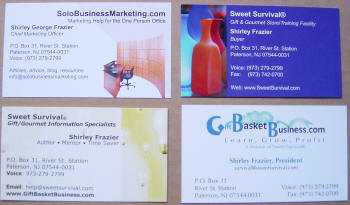 How ten Do You Market Gift Baskets with Business Cards