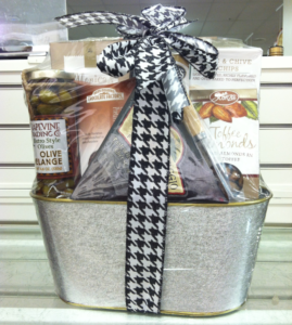 How to Refresh Your Gift Basket Designs, by Shirley George Frazier. All rights reserved.