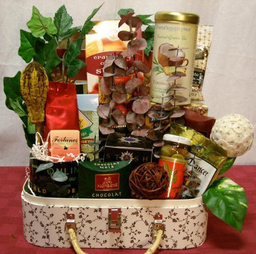 Top 10 Reasons to Start a Gift Basket Business, Copyright Shirley George Frazier. All rights reserved.