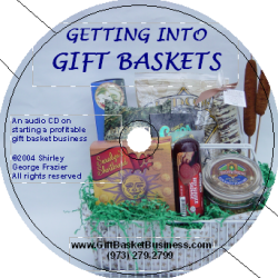 Getting into Gift Baskets CD