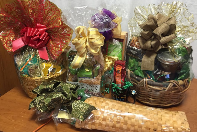 How to Sell Your Gift Basket Business, by Shirley George Frazier. All rights reserved.