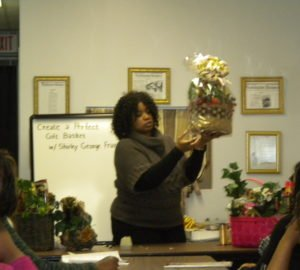 Where are the Gift Basket Classes?, by Shirley George Frazier. All rights reserved.