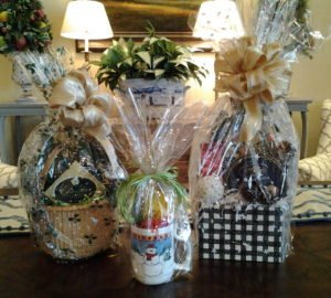 Five Great Things I Know About Gift Baskets, by Shirley George Frazier. All rights reserved.