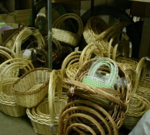 Who Delivers Your Gift Baskets? by Shirley George Frazier. All rights reserved.