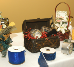 Read This Before You Donate a Gift Basket, by Shirley George Frazier. All rights reserved.
