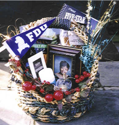 Your Education for Back to School Baskets, by Shirley George Frazier. All rights reserved.
