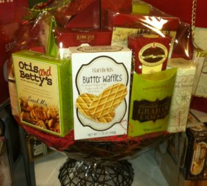 How to Alert Clients About Gift Basket Scams, by Shirley George Frazier. All rights reserved.