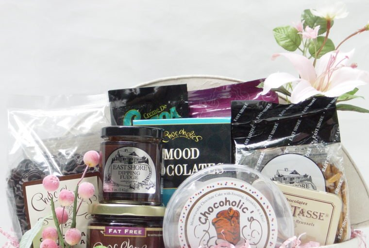 Eight Gift Baskets You Can Sell Fast, by Shirley George Frazier. All rights reserved.