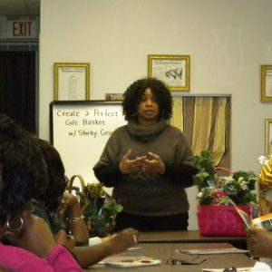 Classes by Shirley George Frazier, GiftBasketBusiness.com. All rights reserved.