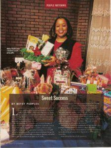 Marketing - Gift Basket Business. Shirley George Frazier