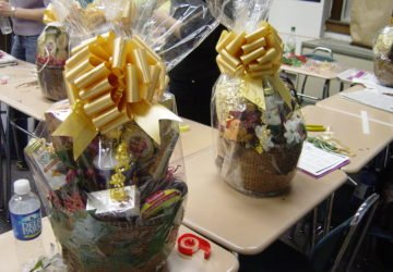 What Do You Want to Know About Gift Baskets?, by Shirley George Frazier. All rights reserved.