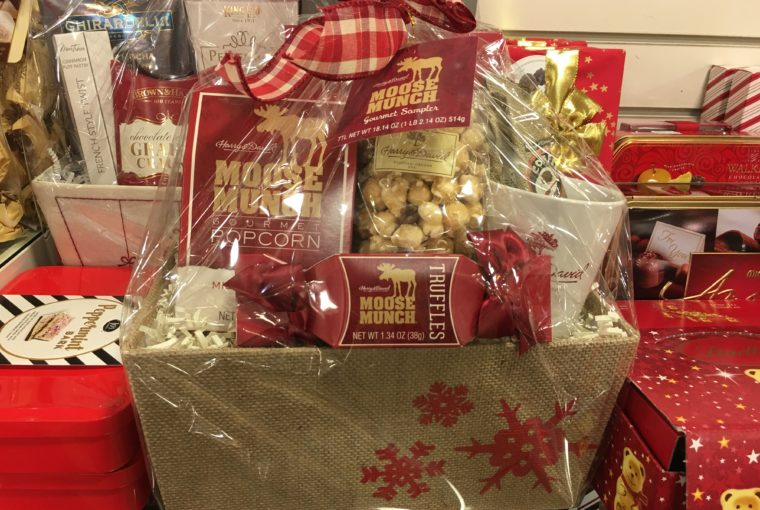 When to Say No to a Gift Basket Order, by Shirley George Frazier. All rights reserved.