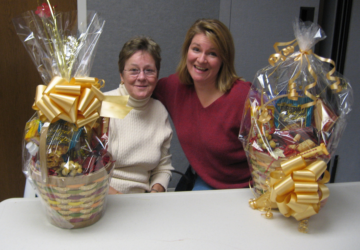 How to Find the Perfect Gift Basket Customer, by Shirley George Frazier. All rights reserved.