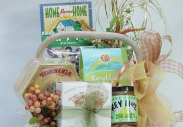 Three Easy Places to Get Gift Basket Help, by Shirley George Frazier. All rights reserved.