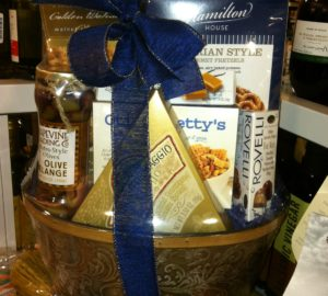 Getting the Gatekeeper to Love Your Gift Baskets, by Shirley George Frazier. All rights reserved.