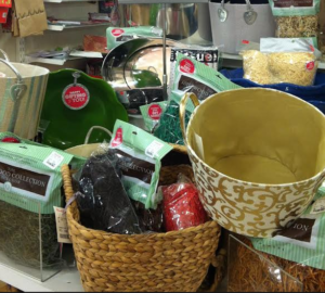 How Combining Two Baskets Doubles Your Income, by Shirley George Frazier. All rights reserved.