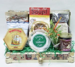 Put Your Holiday Gift Basket Sales on Fast Track, by Shirley George Frazier. All rights reserved.