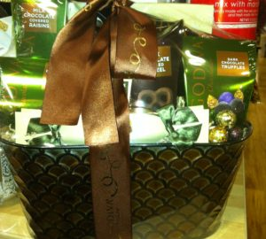 Here's How to Make Gift Basket Marketing Easy, by Shirley George Frazier. All rights reserved.