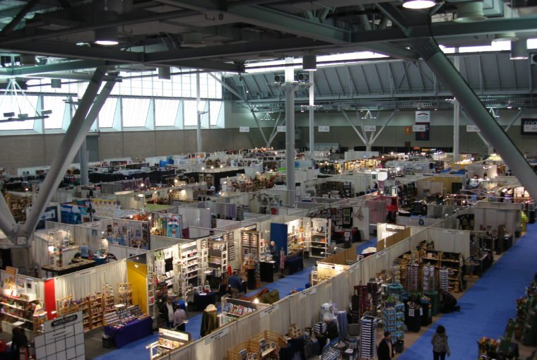 Prepare Now to Attend Gift Trade Shows, by Shirley George Frazier. All rights reserved.
