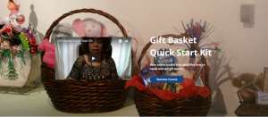 GiftBasketBusiness.com Quick Start Kit Class, by Shirley George Frazier. All rights reserved.