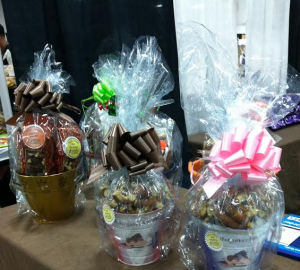 Why gift baskets sell slowly in your store, by Shirley George Frazier. All rights reserved.