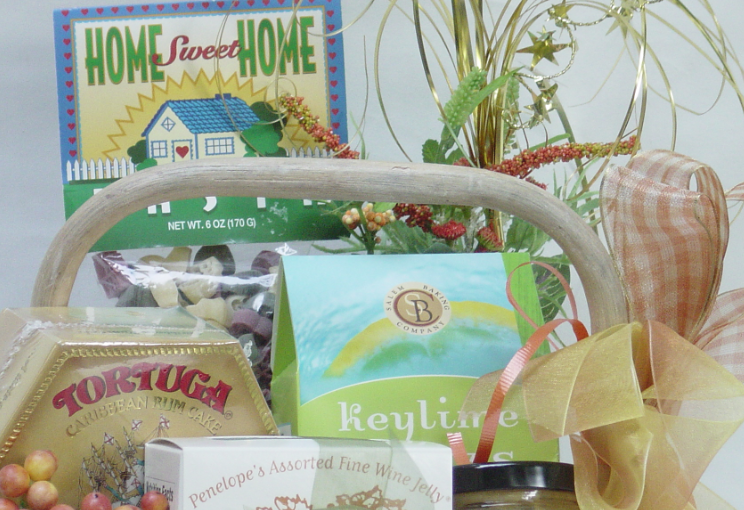 How Gift Baskets Generate Income for Business, by Shirley George Frazier. All rights reserved.