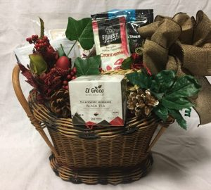 Three Ways to Get Media Attention for Your Gift Baskets, by Shirley George Frazier. All rights reserved.