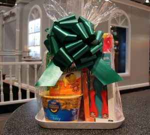Assembly Line Thinking Increases Gift Basket Revenue, by Shirley George Frazier. All rights reserved.