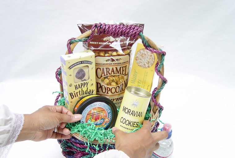 Your First Gift Basket, So Easy!, by Shirley George Frazier. All rights reserved.