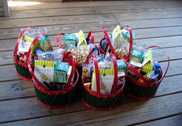 How to Start a Gift Basket Business, by Shirley George Frazier. All rights reserved.