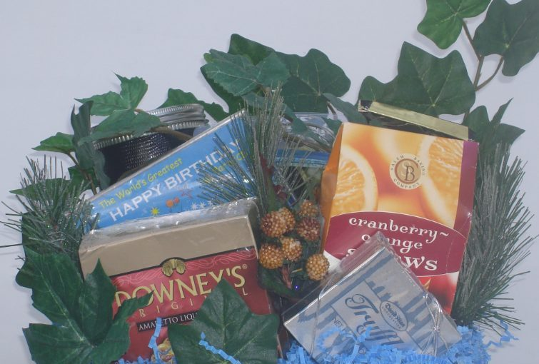 How to Market Your Gift Baskets, by Shirley George Frazier. All rights reserved.
