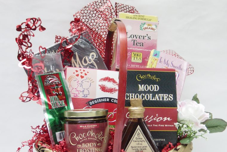 What to Put in a Wedding Gift Basket, by Shirley George Frazier. All rights reserved.