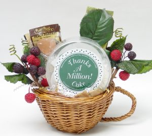 What to Put in a Tea Gift Basket, by Shirley George Frazier. All rights reserved.