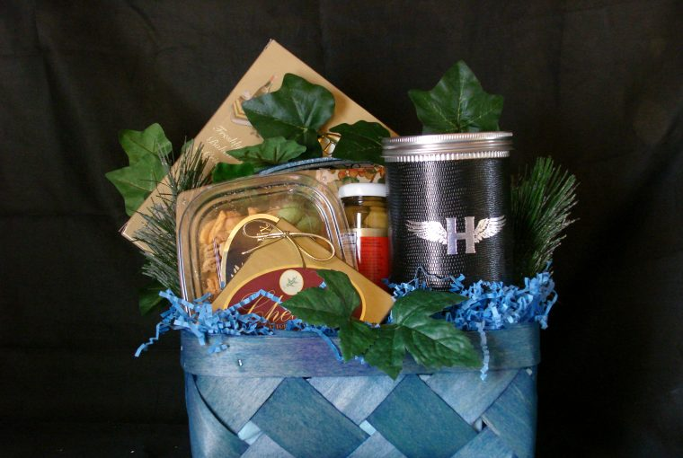 What to Put in a New Car Gift Basket, by Shirley George Frazier. All rights reserved.