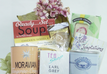 What to Put in a Get Well Gift Basket, by Shirley George Frazier. All rights reserved.