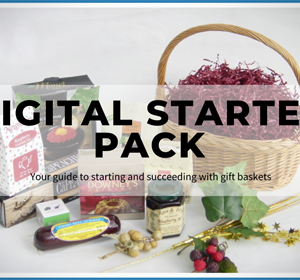Digital Starter Pack from GiftBasketBusiness.com