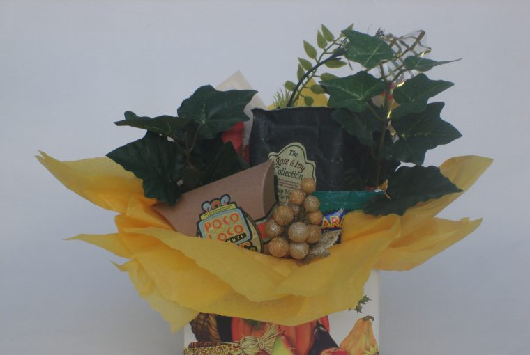 Legal Things to Know About Gift Baskets, by Shirley George Frazier. All rights reserved.
