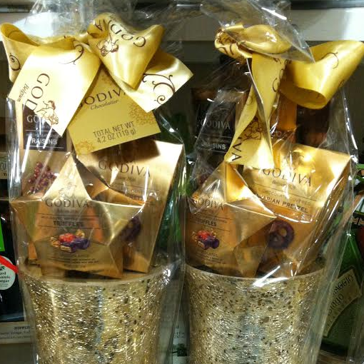 Is the gift basket business profitable? by Shirley George Frazier. All rights reserved.