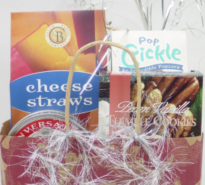 10 Things to Know Before You Make a Gift Basket, by Shirley George Frazier. All rights reserved.