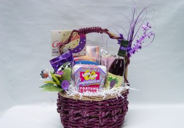 10 most popular gift baskets, by Shirley George Frazier. All rights reserved.