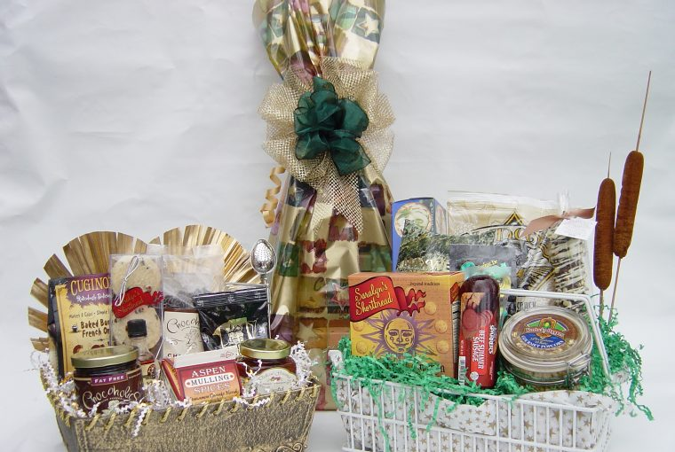 Three Ways to Prepare Now for Future Gift Basket Sales, by Shirley George Frazier. All rights reserved.
