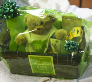Five Updates to Market Gift Baskets, by Shirley George Frazier. All rights reserved.