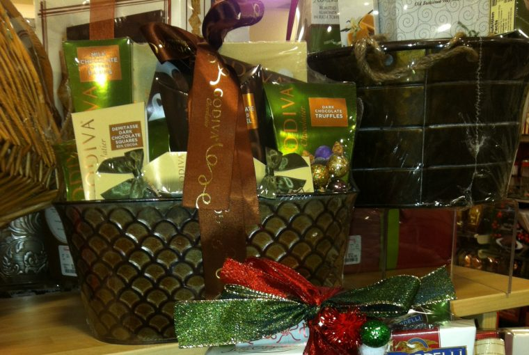 How to Stop Distractions in Your Gift Basket Business, by Shirley George Frazier. All rights reserved.