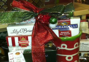 Enhance Marketing with Gift Basket Videos, by Shirley George Frazier. All rights reserved.