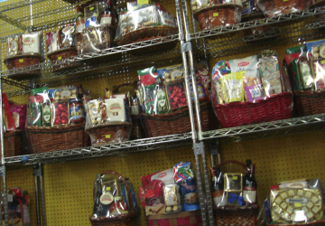 Amazon May Be Your Gift Basket Sales Partner, by Shirley George Frazier. All rights reserved.